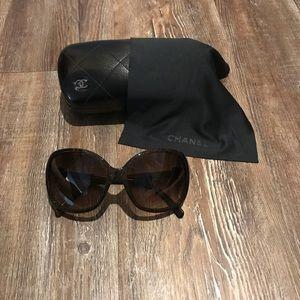Chanel cc Sunglasses 5174